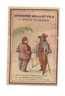 CHROMO   CHICOREE WILLIOT -DISCUSSION - - Chromos