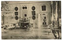 Château Du Roeulx à S.A.S. Mgr Le Prince De Croy-Solre - La Grande Salle - Edition Vve Jules Thomas-Marin - 2 Scans - Le Roeulx
