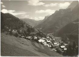 W168 San Tomaso Agordino (Belluno) - Panorama / Viaggiata 1973 - Italia