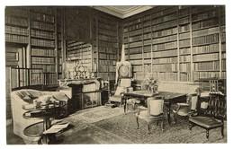 Château Du Roeulx à S.A.S. Mgr Le Prince De Croy-Solre - La Bibliothèque - Edition Vve Jules Thomas-Marin - 2 Scans - Le Roeulx