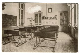 Pensionaat H. Hart Van Maria Te Berlaer - Lier - Klass - Circulée - Uitg. B. Kühlen - 2 Scans - Berlaar