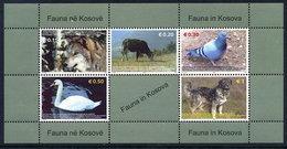 KOSOVO 2006  Fauna Block MNH / **.  Michel Block 1 - Kosovo