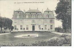 107 - CHATEAU DE TIFFARDIERE - ENVIRONS DE NIORT - Zonder Classificatie