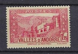 Andorre 1937-43 Y&T N°77 Neuf Sans Charnière - Unused Stamps