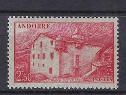 Andorre 1944-46 Y&T N°105 Neuf Sans Charnière - Unused Stamps