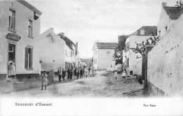 Souvenir D'Emael - Rue Bass (animée, Société L'Egalité, Edit. Js De Haas) - Bassenge