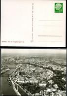Bund PP8 B2/001 LUFTAUFNAHME BREMEN 1956  NGK 12,00€ - Privatpostkarten - Ungebraucht