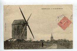 Moulin Vent Mardié - Frankrijk