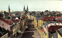 Eupen - La Ville Haute - Gospertstrasse (photo Véritable, Edition L L B 1959, Oldtimer, Colorisée) - Eupen