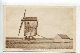 Moulin Vent Epieds En Beauce - France