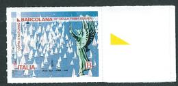 """Italia, Italy, Italien, Italie 2018; Statua Bronzea Della """"Vittoria Alata""""sul Faro Che Ricorda I Caduti Sul Mare. - Escultura"""