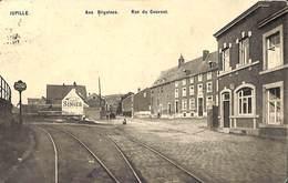 Jupille - Aux Béguines - Rue Du Couvent (rails, Publicité Machine à Coudre Singer, AHH 1907) - Luik