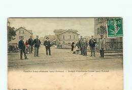 54 - IGNEY AVRICOURT - VENTE A PRIX FIXE -  Frontiére Franco Allemande - France