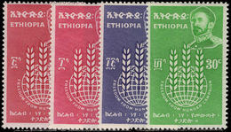 Ethiopia 1963 Freedom From Hunger Unmounted Mint. - Ethiopia