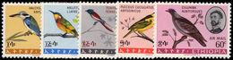 Ethiopia 1966 Ethiopian Birds Unmounted Mint. - Ethiopia