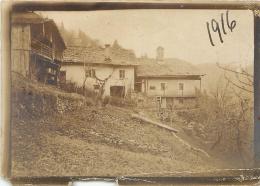 PHOTO ORIGINALE  1916  FORMAT  9 X 6.5 CM - War, Military