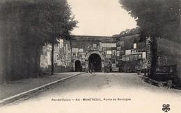 62 - MONTREUIL SUR MER - Porte De Boulogne - Montreuil
