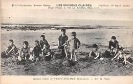 """Maison Claire De TRACY SUR MER - Sur La Plage - """" Les Maisons Claires """" - Très Bon état - France"""