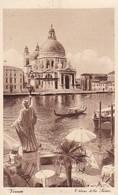 AK Venezia - Chiesa Della Salute (37009) - Venezia (Venice)