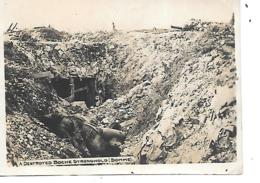 PHOTO 11X8 CM SOMME STRONGHOLD - War, Military
