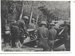 PHOTO 11X8 CM LENONCOURT MEUSE - War, Military