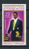 Chad, 1970, President Tombalbaye, MNH, Michel 287 - Chad (1960-...)