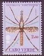 Cape Verde, 1962, Fight Against Malaria, WHO, United Nations, MNH, Michel 329 - Cap Vert