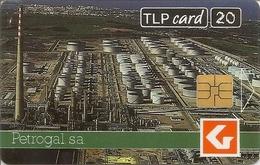 TLP Card - Petroleum Sines Refinery - Portugal - Portugal
