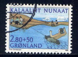 GROËNLAND - 152° - SPORT NAUTIQUE - Greenland