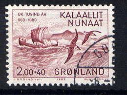 GROËNLAND - 125° - ARRIVEE D'ERIC LE ROUGE - Greenland
