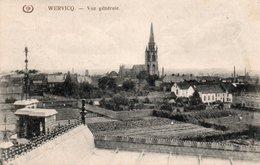 WERVICQ-VUE GENERALE-1915 - Wervik