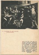 W190 La Vocazione Di San Matteo - Caravaggio - Dipinto Paint Peinture / Non Viaggiata - Paintings