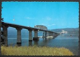 Wahington, Hood River Floating Bridge, Unused - United States