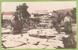 Viana Do Castelo - Portuzelo - Lavadeiras - Moinho De Vento - Molen - Windmill - Moulin - Costumes Portugueses - Viana Do Castelo