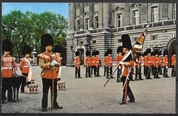 Great Britain,  London, Changing Of The Guard, Buckingham Palace, Unused - Buckingham Palace