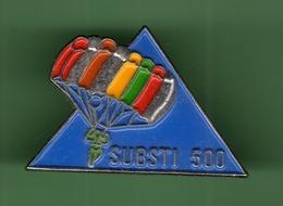 PARACHUTISTE *** SUBSTI 500 *** 0079 - Paracadutismo