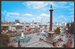 Great Britain, Trafalgar Square, Nelson's Column, Mailed - Trafalgar Square