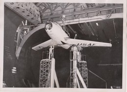 NORTH AMERICAN F86 SABRE  MOFFETT FIELD CALIFORNIA FOR KOREA    22 * 17 CM  AIRPLAIN, AVION AIRCRAFT WRIGHT - Aviación