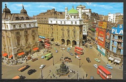 England, London, Piccadilly Circus, Unused - Piccadilly Circus