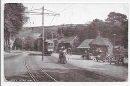 Laxey Station - Manx Camera Series - Isle Of Man
