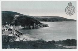 Port Soderick. I.O.M. - Brown & Rawcliffe - Isle Of Man
