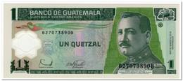GUATEMALA,1 QUETZAL,2006,P.109,UNC - Guatemala