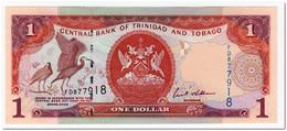 TRINIDAD AND TOBAGO,1 DOLLAR, 2006,P.46,UNC - Trinidad & Tobago