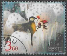 Estonia SG453 2003 Christmas 3k.60 Good/fine Used [3/3558/6D] - Estonia