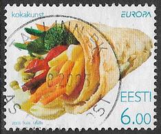 Estonia SG486 2005 Europa 6k Good/fine Used [22/19677/6D] - Estonie