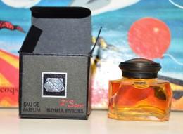 Miniature Prix De Depart 1 Euro SONIA RYKIEL  AVEC BOITE - Miniatures Womens' Fragrances (in Box)