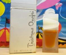 Miniature Prix De Depart 1 Euro TRISTANO  AVEC BOITE - Miniatures Womens' Fragrances (in Box)