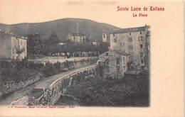 CPA SAINTE LUCIE De TALLANO - La Place - Other Municipalities