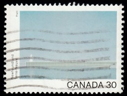 Canada - Scott #957 Breaskwater By Christopher Pratt / Used Stamp - Art