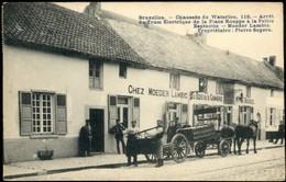 Uccle : Chez Moeder Lambic / Brasserie / Tram Electrique Place Rouppe > Petite Espinette - Ukkel - Uccle